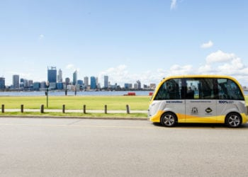 Perth to Trial World's First Autonomous Vehicles